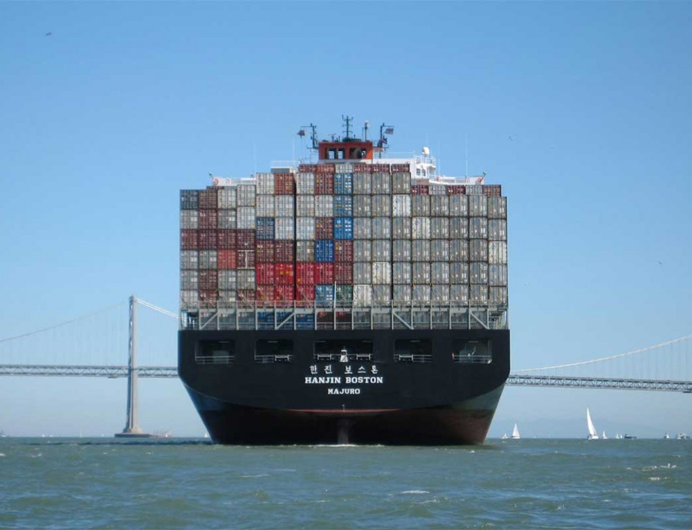 International Ocean Container Shipping