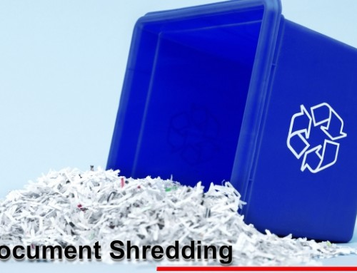 Why shred my personal documents and statements?