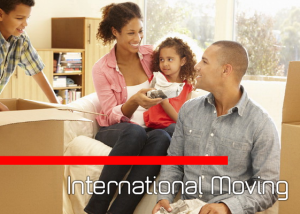 International Moving Company Boston MA
