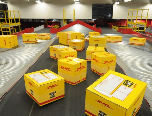 DHL Express Shipping Services
